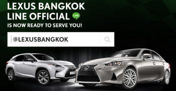 Lexus Bangkok Line